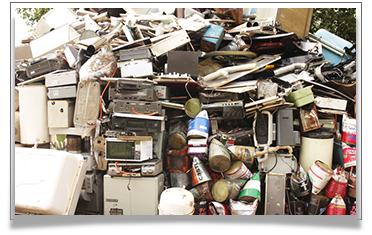 大量ゴミ イメージ画像