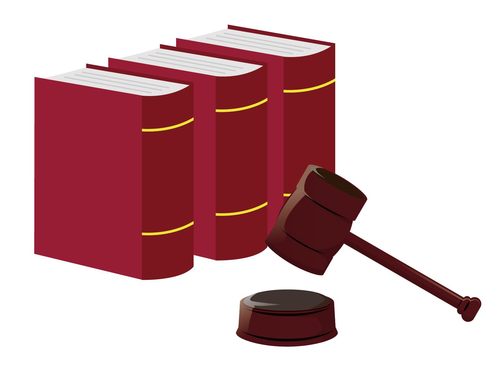 ごみ事情 ごみ屋敷 清掃業者 裁判 訴訟 法律 イラスト